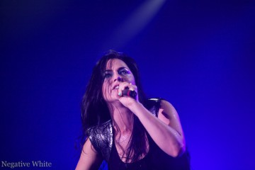 Amy Lee von Evanescence (Sacha Saxer)