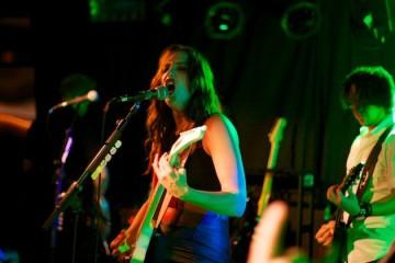 Lizzy Hale von Halestorm rockte das abart (Sacha Saxer)