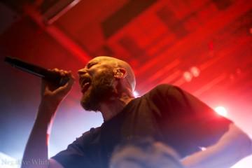 Zu bekloppt für den Komplex… Meshuggah (Sacha Saxer)