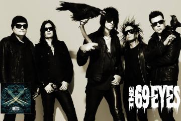 Mit neuem Album unterwegs: The 69 Eyes (zVg)
