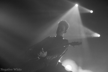 Black Rebel Motorcycle Club auf seiner Stippvisite in Zürich (Sacha Saxer)