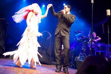 Tanz, Mädel, Tanz! – Chris Pohl in seinem Element (Sacha Saxer)