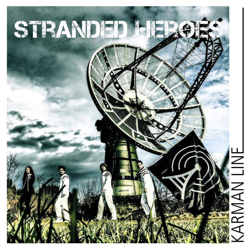 Stranded Heroes – Karman Line (zVg)