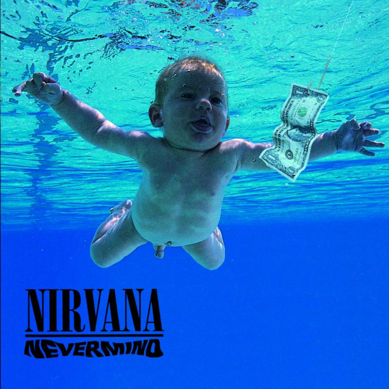 Anders als Nirvana schmeissen wir keine Babies ins Wasser, sondern uns selber. (Foto: zVg)