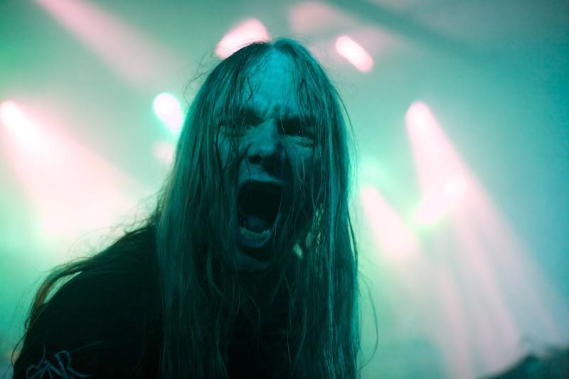Maurice Swinkels von Legion of the Damned (Foto: Miwa Erni)