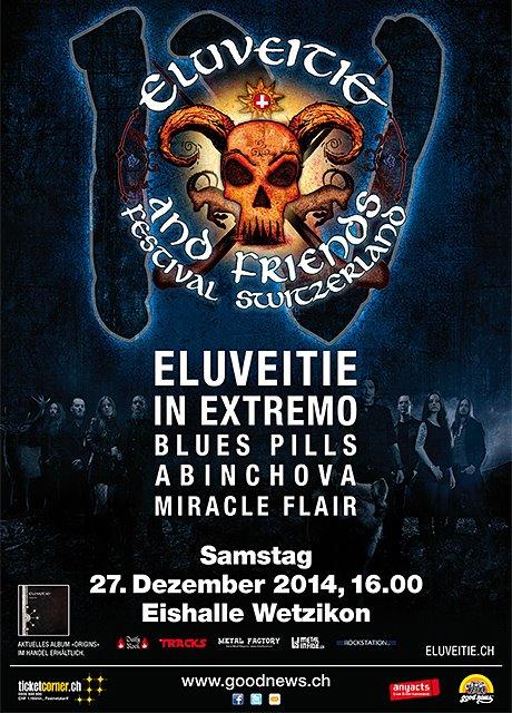 Eluveitie & Friends IV