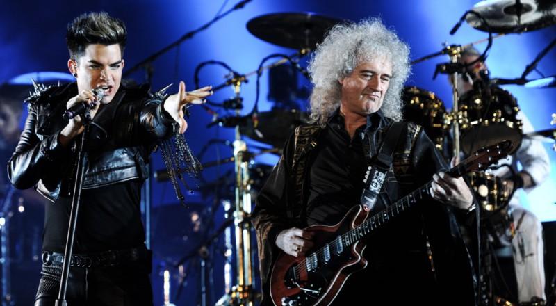 Ein Gefühl von früher. Queen & Adam Lambert (Bild: prweb.com)