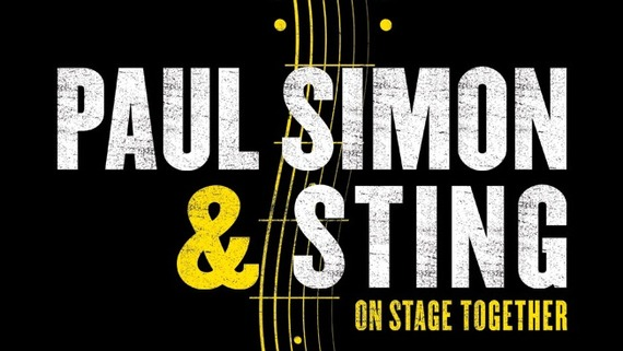 Paul Simon & Sting on Stage Together (Bild: zVg.)