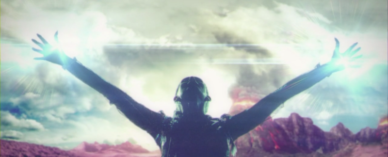 Ziemlich abgefahren – «Space Girl» von SKIPandDie Screenshot Video)