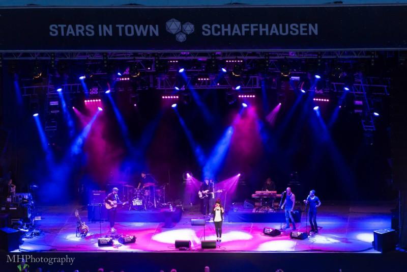 Gut besuchtes Stars in Town 2014 (Foto: Matthias Hoffmann)