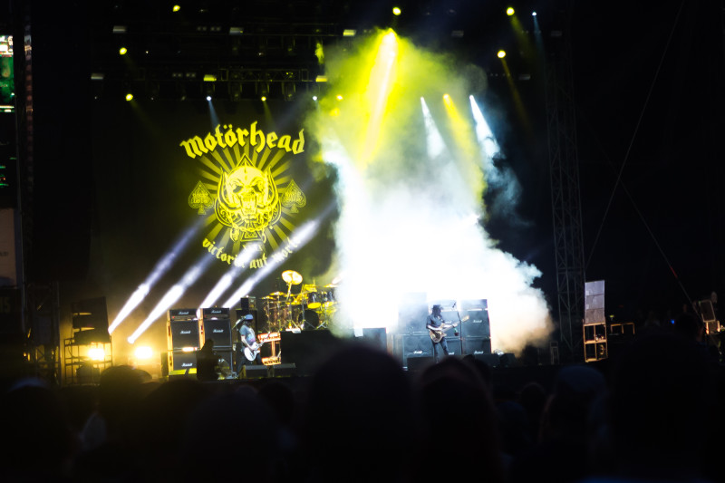 Mehr als nur Ace of Spades: Motörhead (Foto: Christoph Gurtner)