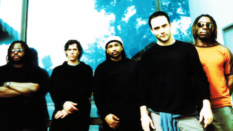 Die Dave Matthews Band (Foto: zvg)