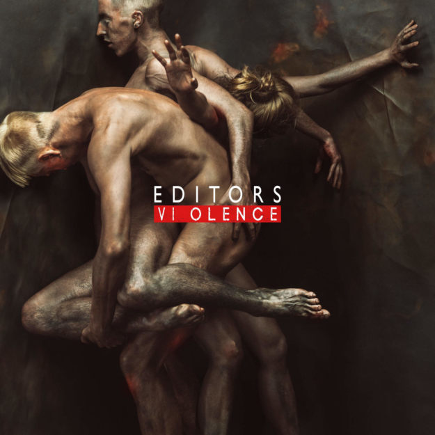 Editors – Violence – Albumcover