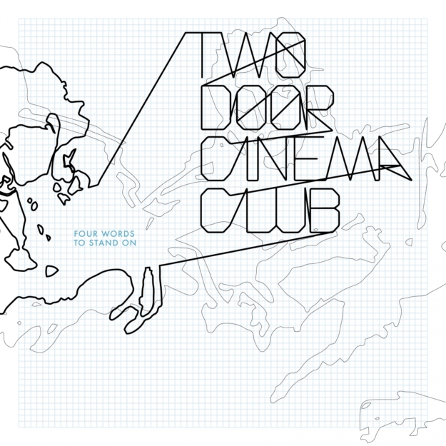 Two Door Cinema Club – Four Words to Stand On Cover