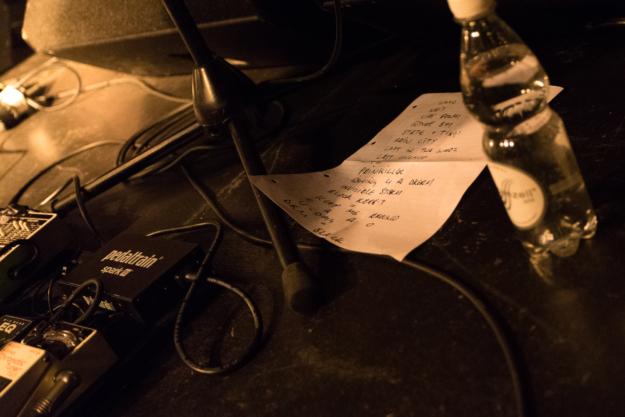 Setlist von Turin Brakes im Papiersaal Zürich