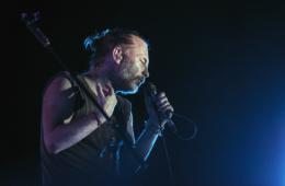 Thom Yorke in der Halle 622 in Zürich