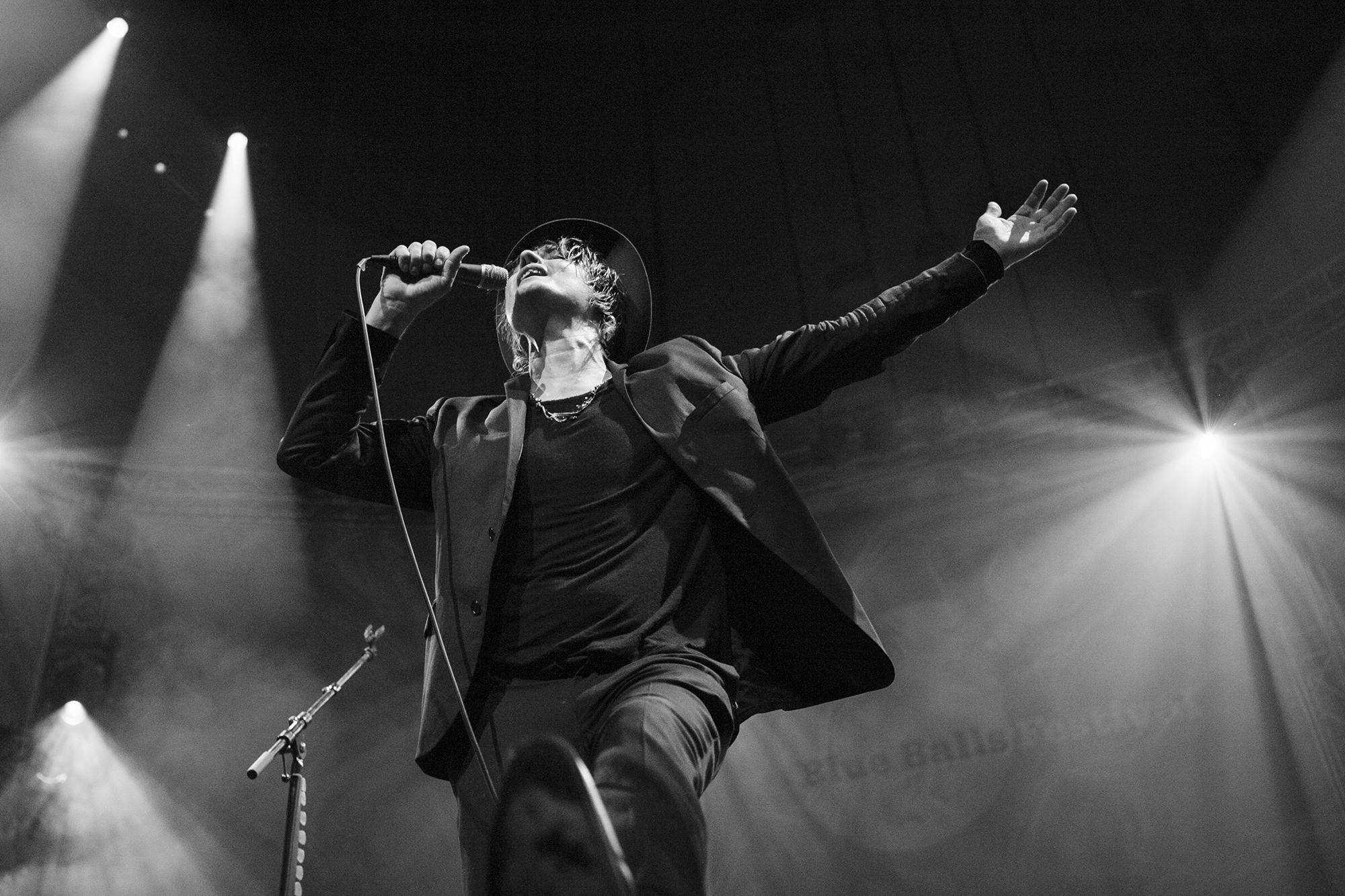Pete Doherty am 25. Blue Balls Festival 2017