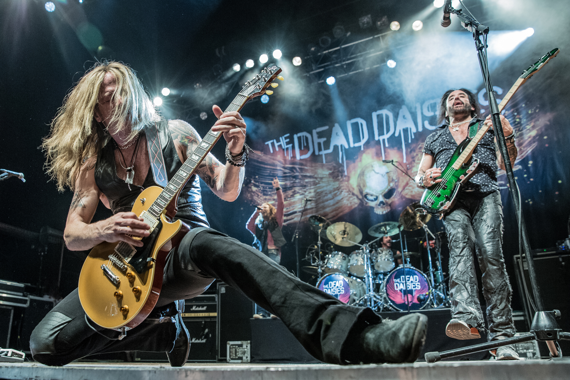 The dead daisies NW 3